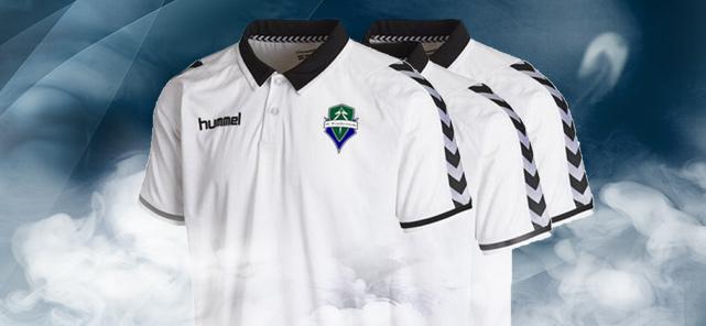 Die neuen Polo-Shirts sind eingetroffen