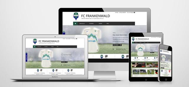 fc-frankenwald.de ist online