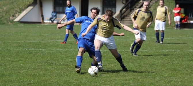 FC Frankenwald 3 vs FC Ort 2