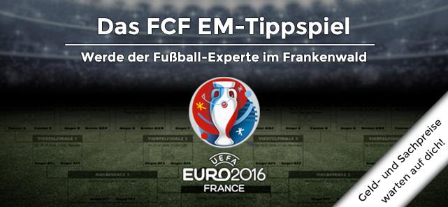 Das FCF EM-Tippspiel