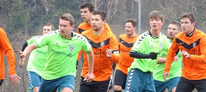 FC Frankenwald — SV 05 Froschbachtal