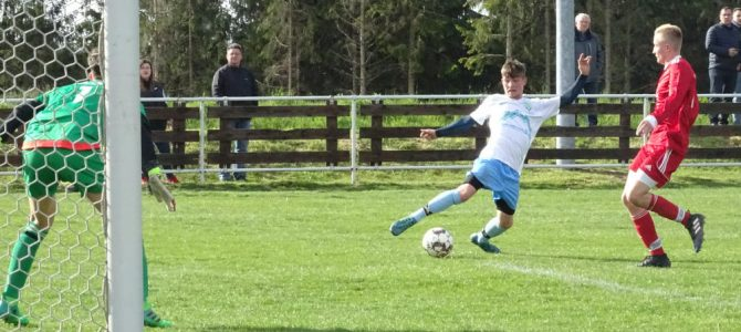 FC Frankenwald — SG 1/1. FC Gefrees / TSV Streitau