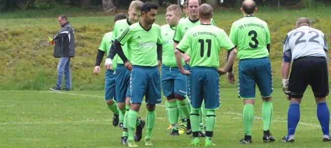 SG 1/ TSV Lippertsgrün I – Marlesreuth I — FC Frankenwald II
