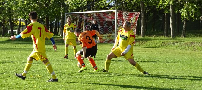ATS Selbitz II – FC Frankenwald III