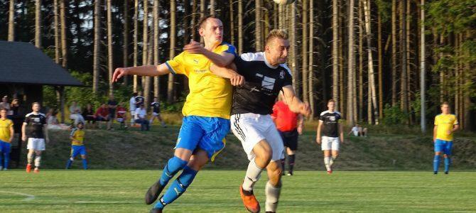 FC Frankenwald — FC Ort/Oberweißenbach