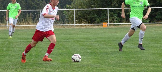FC Frankenwald II — ATSV Münchberg-Schlegel
