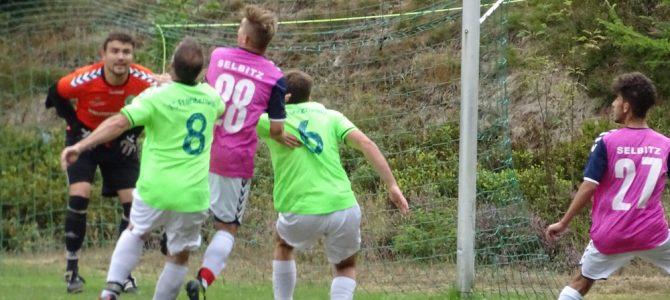 SG Selbitz/Lippertsgrün — FC Frankenwald II
