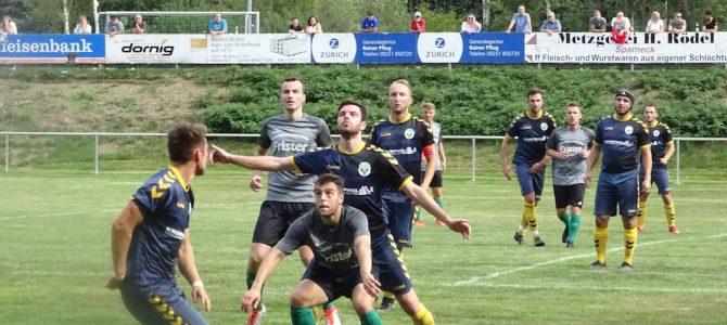 1. FC Waldstein — FC Frankenwald