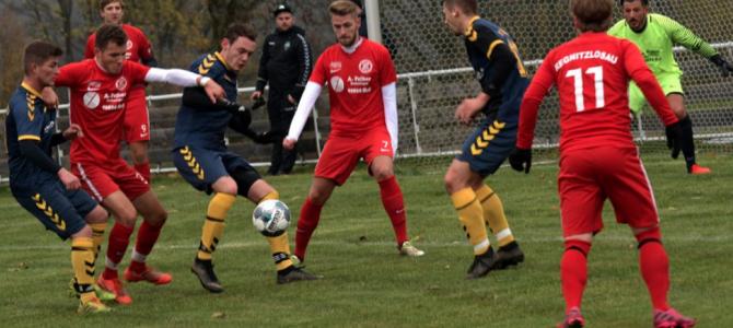 FC Frankenwald — SG Regnitzlosau